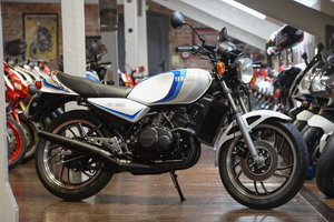 1981 Yamaha RD250LC Stunning Restored Matching Numbers Example