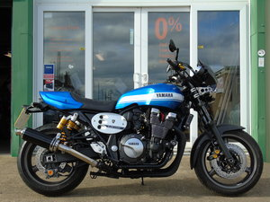 Yamaha XJR 1300 2015 Only 6900 Miles From New, Service Histo