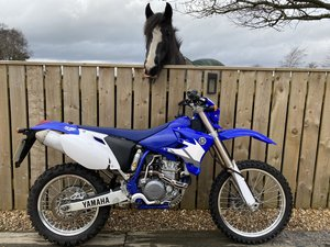 2007 YAMAHA WR 450 ENDURO TRAIL TRIAL MINTER! 400 MILES £3995  For Sale