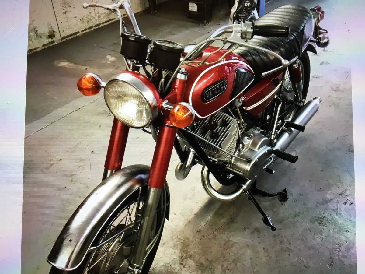 1971 Yamaha YDS6 as new condition For Sale (picture 3 of 6)
