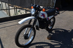 1981 Yamaha DT 125  For Sale