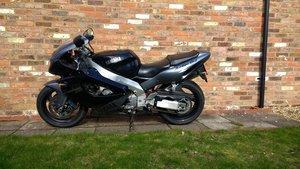 1996 Yamaha Thunderace