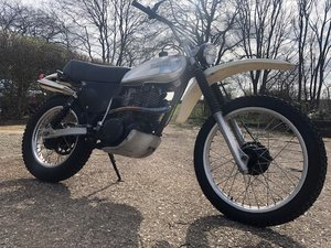 1980 Yamaha TT500  For Sale