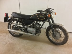 Yamaha yds6 250 uk bike pre RD