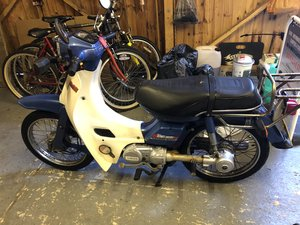 1992 Yamaha townmate T80 For Sale