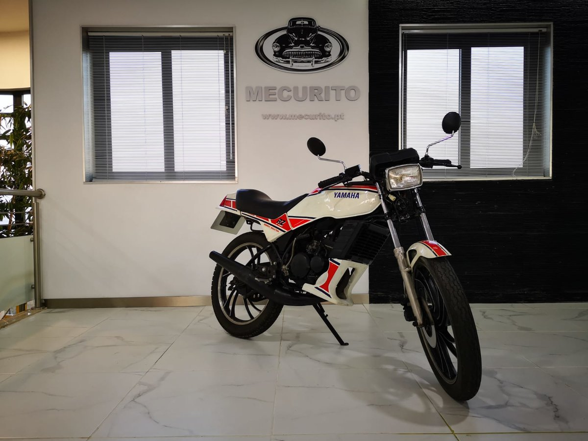 Yamaha RZ 50 - 1989 For Sale (picture 1 of 6)