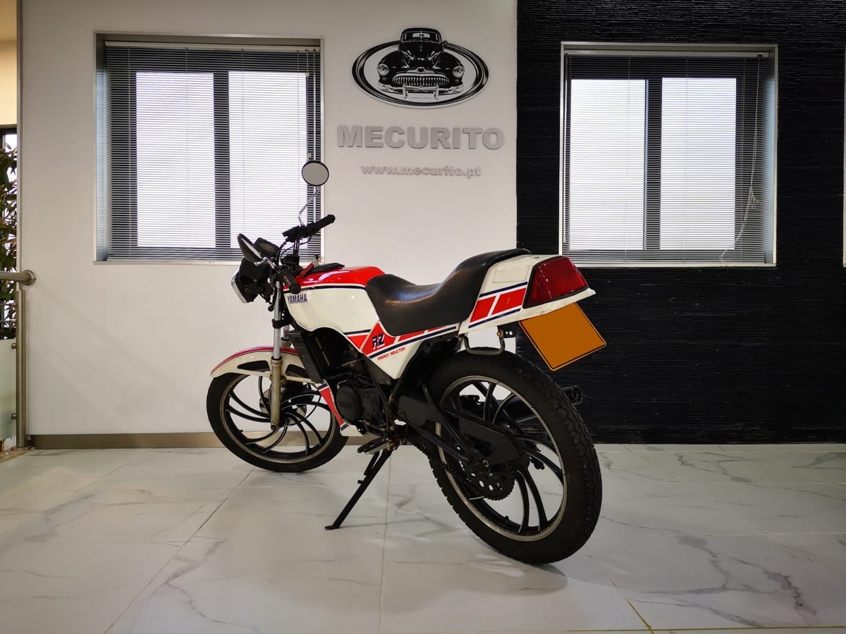 Yamaha RZ 50 - 1989 For Sale (picture 2 of 6)
