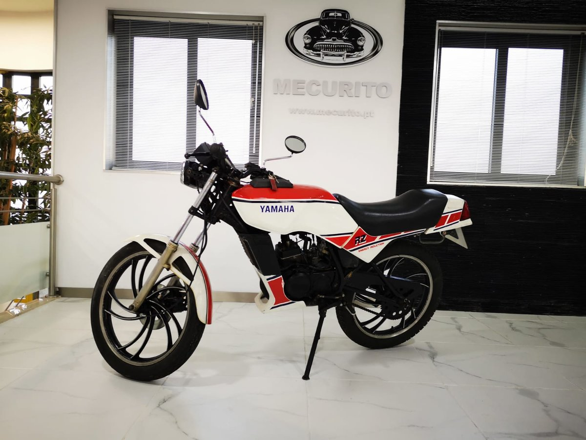 Yamaha RZ 50 - 1989 For Sale (picture 4 of 6)