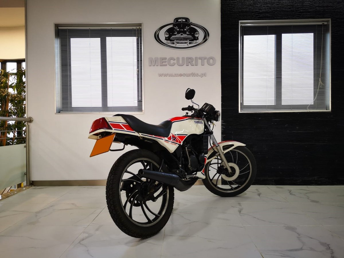 Yamaha RZ 50 - 1989 For Sale (picture 5 of 6)