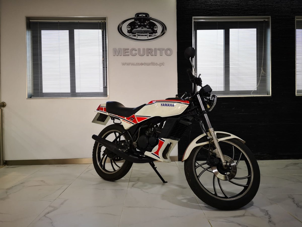 Yamaha RZ 50 - 1989 For Sale (picture 6 of 6)