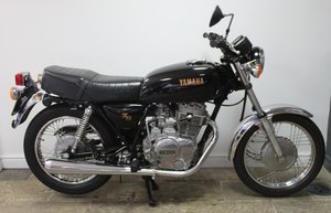 1983 Yamaha XS 250 C Four Stroke ,  1,918 Miles from new SOLD