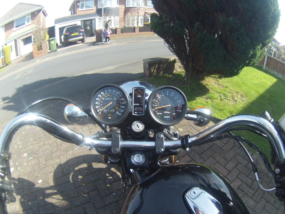 1979 xs1100 Nice clean low mileage bike For Sale (picture 5 of 6)
