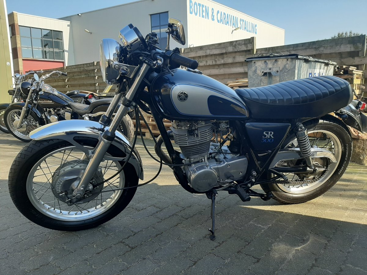 Yamaha SR 500 . 1993 For Sale (picture 4 of 6)