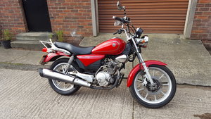 Picture of 2009 Yamaha YBR125 SOLD
