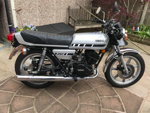 Yamaha RD 250 DX In fantastic restored condition