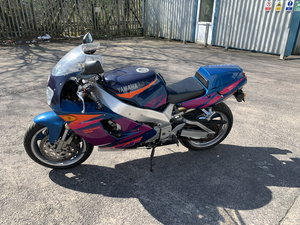 Picture of 2001 YAMAHA YZF 750 R LOW MILES  For Sale