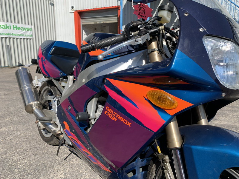 2001 YAMAHA YZF 750 R LOW MILES  For Sale (picture 6 of 6)