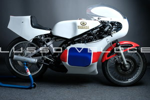 1979 Yamaha TZ 350 F GP Race bike