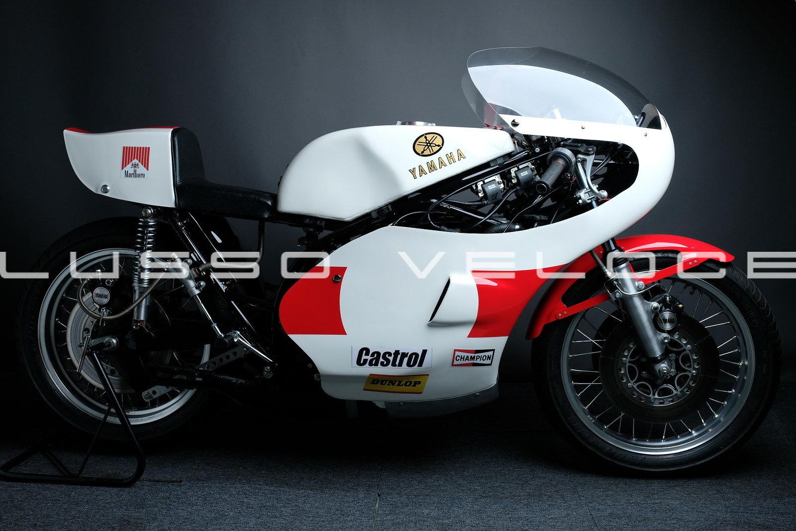 1975 Yamaha TZ 750 C GP Race bike For Sale (picture 1 of 6)