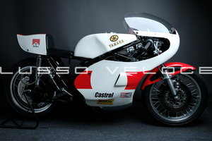 1975 Yamaha TZ 750 C GP Race bike
