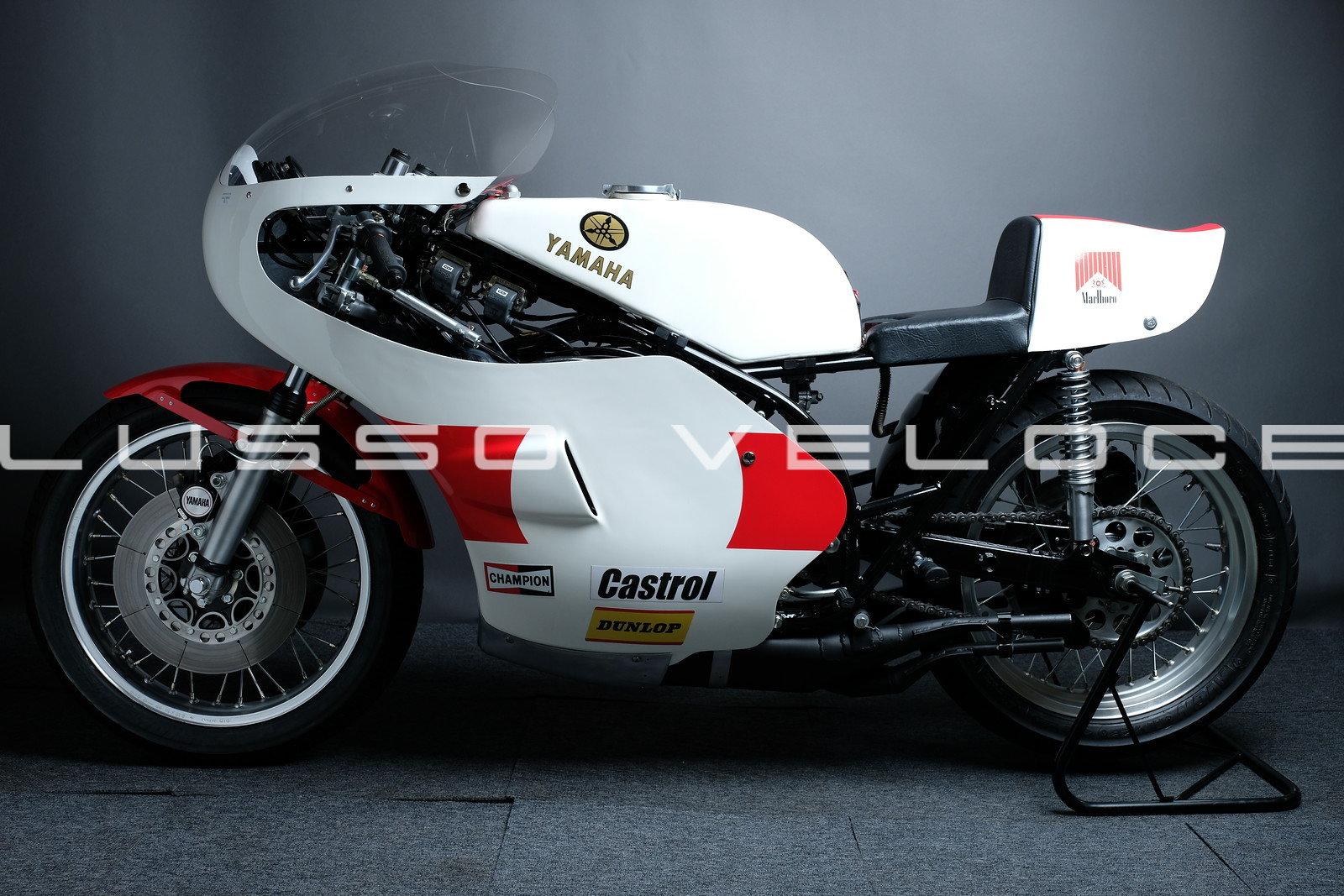 1975 Yamaha TZ 750 C GP Race bike For Sale (picture 2 of 6)