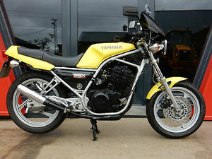 Yamaha 250 SRX 249cc 1984 MOT'd until September 20