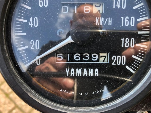YAMAHA RD250-350 1975 IN VERY NICE CONDITION For Sale (picture 3 of 6)