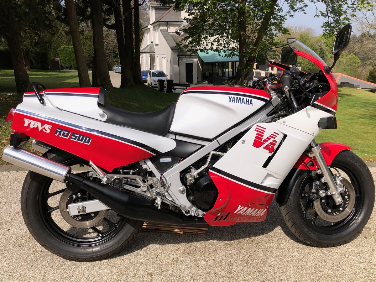1985 RD500LC Totally Restored and Rebuilt. SOLD (picture 1 of 6)
