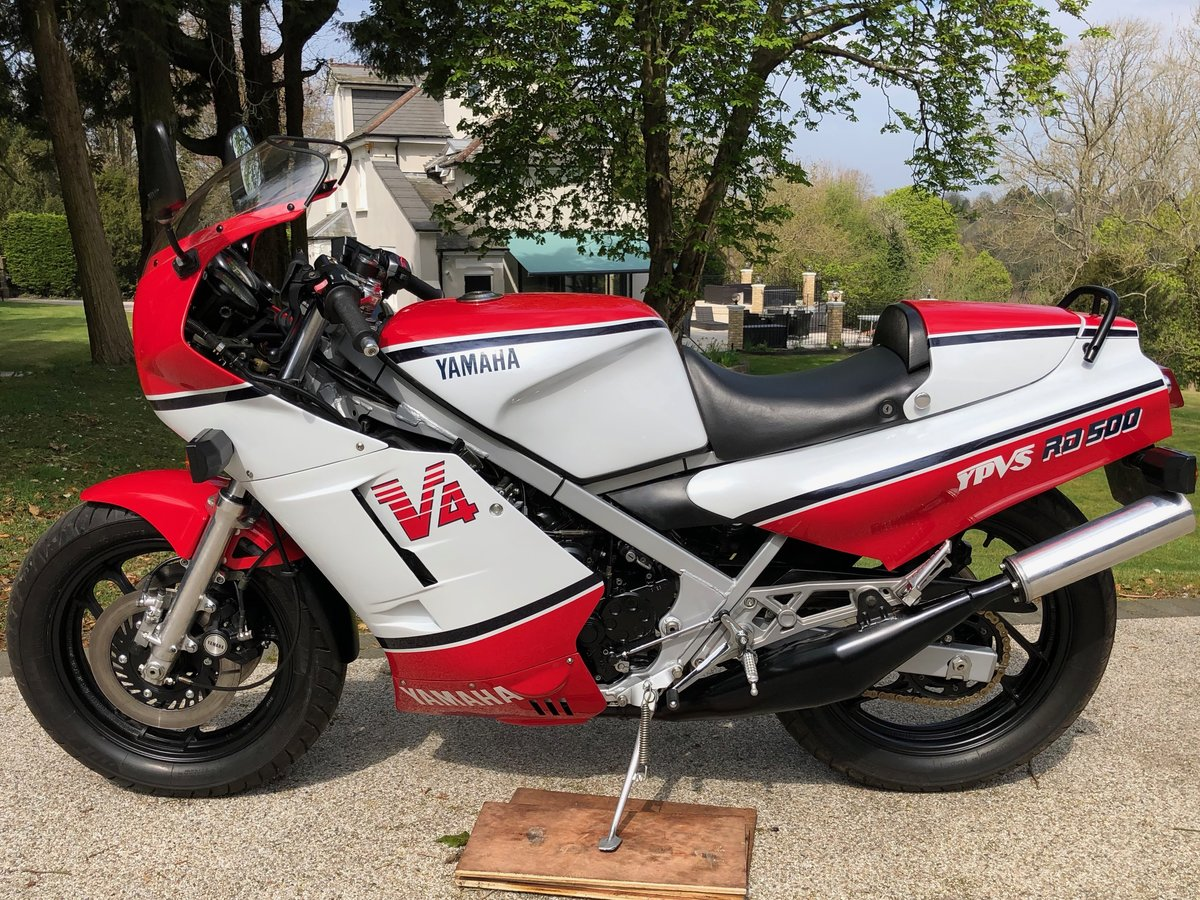 1985 RD500LC Totally Restored and Rebuilt. SOLD (picture 2 of 6)
