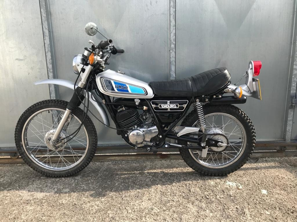 1976 YAMAHA DT 175 TRAIL TRIAL RARE ENDURO BELTIN BIKE! £3995 PX  For Sale (picture 1 of 6)