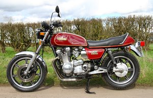 1978 Yamaha XS1100 - Matching Numbers - Recommissioned