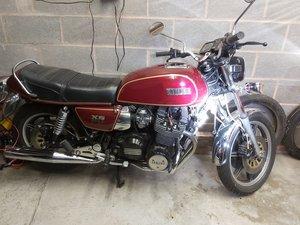 1979 Yamha xs1100
