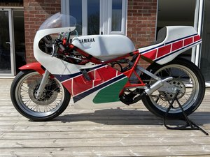 1985 Yamaha TZ 250 N 06/05/20 SOLD by Auction