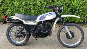 1980 YAMAHA DT 400 TWO STROKE