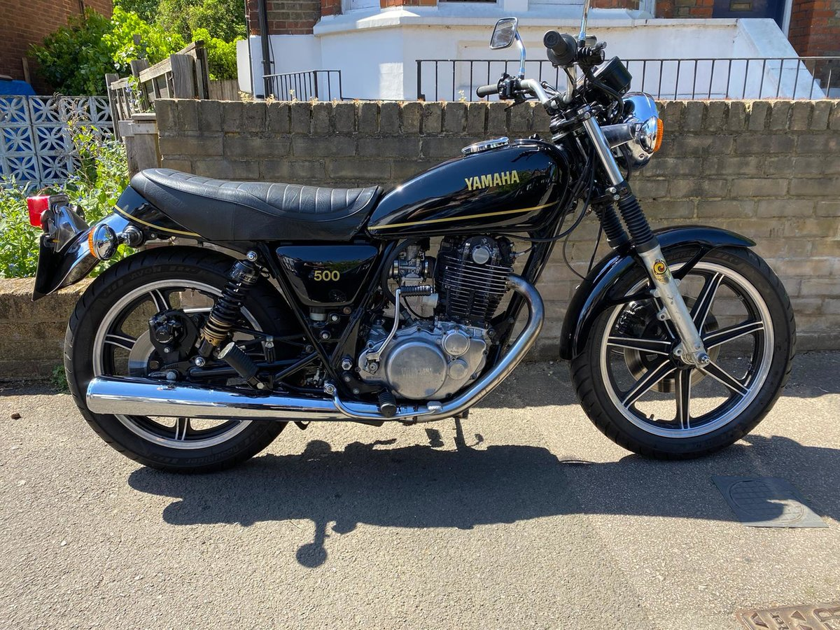 1978 Yamaha SR500 For Sale (picture 1 of 6)