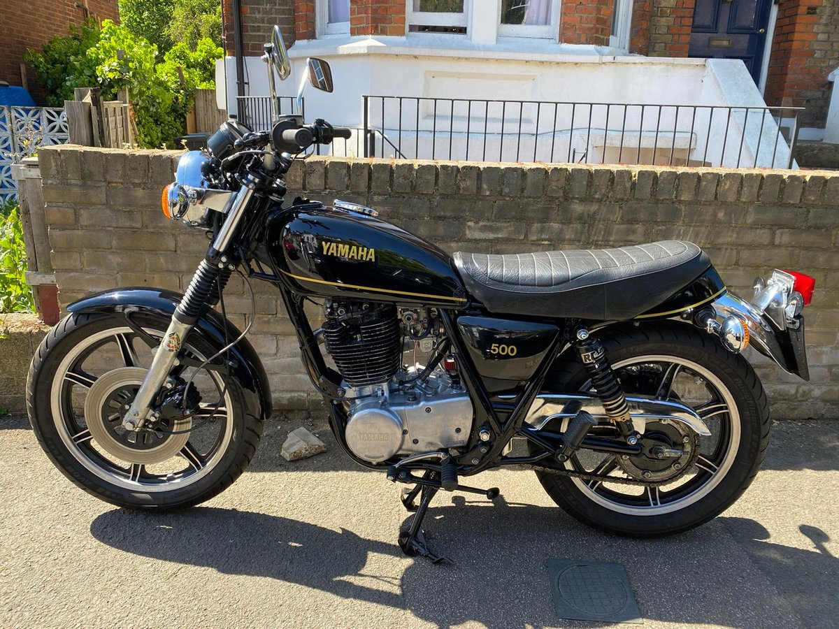 1978 Yamaha SR500 For Sale (picture 4 of 6)