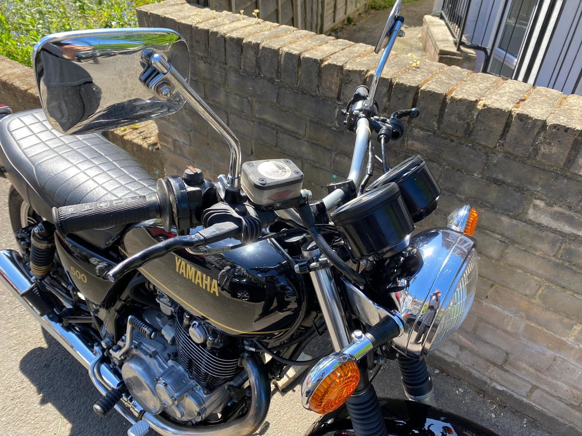 1978 Yamaha SR500 For Sale (picture 5 of 6)