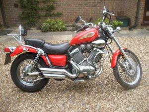 1997 Yamaha Virago 535cc