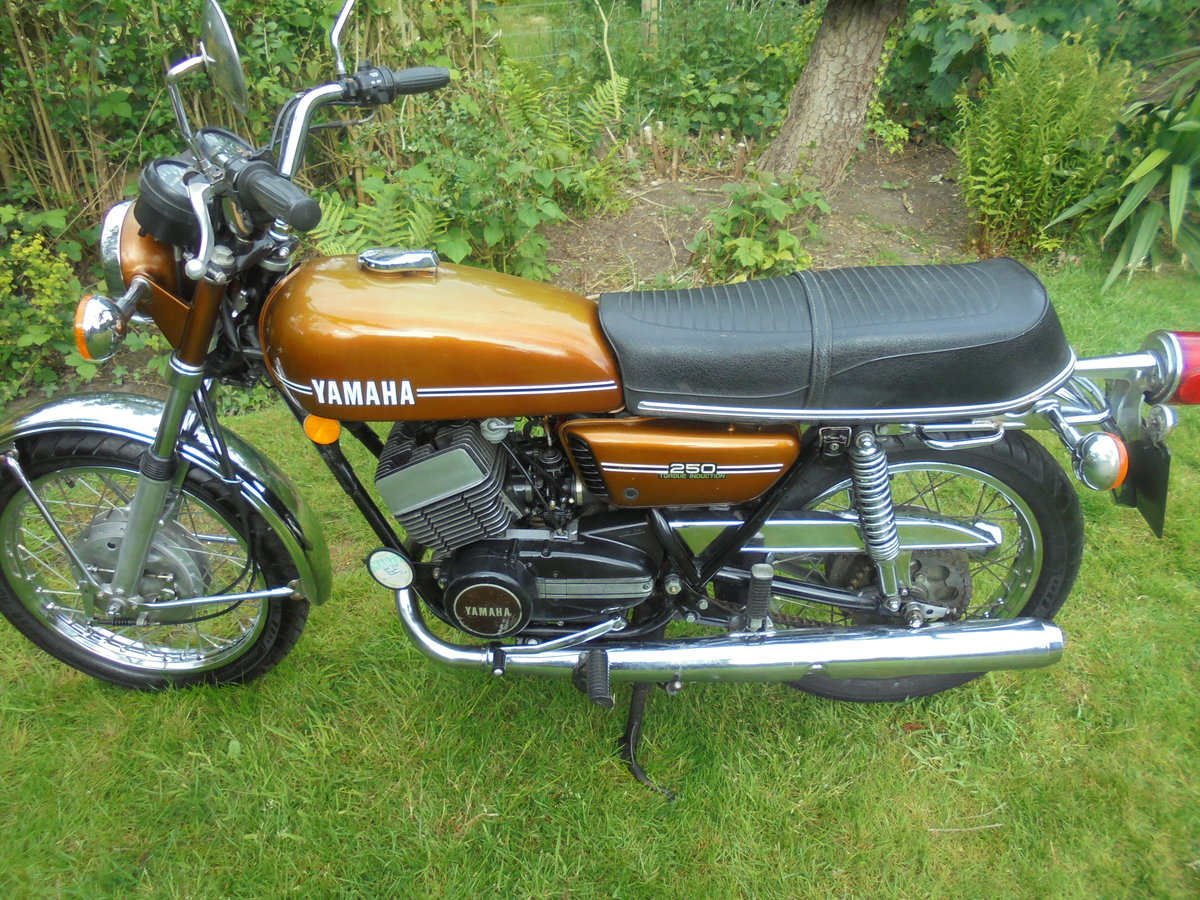 1974 Yamaha rd250a torue induction immaculate bike For Sale (picture 3 of 6)