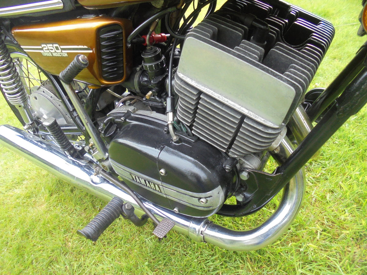1974 Yamaha rd250a torue induction immaculate bike For Sale (picture 4 of 6)