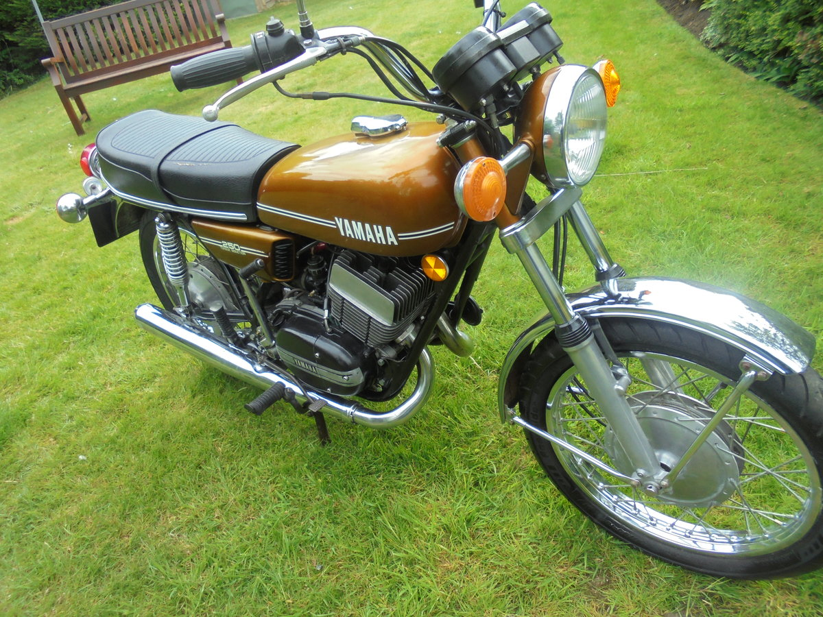 1974 Yamaha rd250a torue induction immaculate bike For Sale (picture 5 of 6)