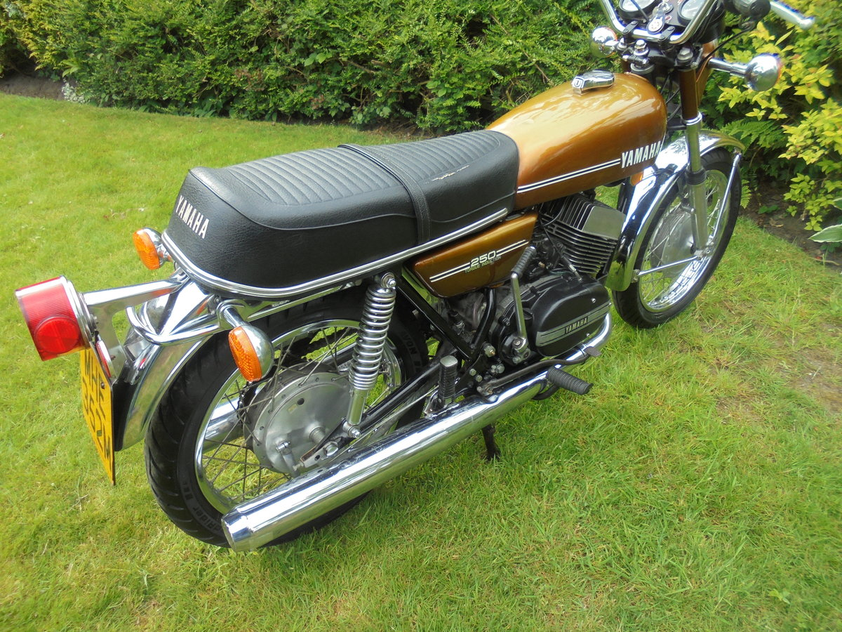 1974 Yamaha rd250a torue induction immaculate bike For Sale (picture 6 of 6)