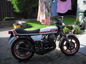 Yamaha Rd400e