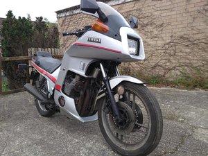 1984 Yamaha XJ650 turbo rare chance project