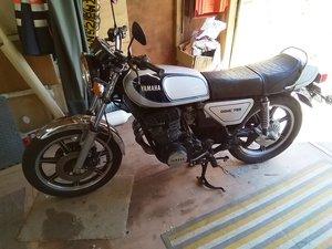 Yamaha Xs750se