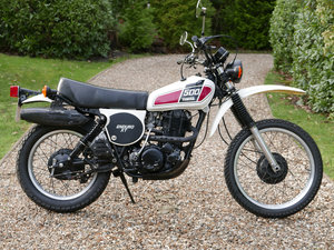 Yamaha XT500 1977 SOLD