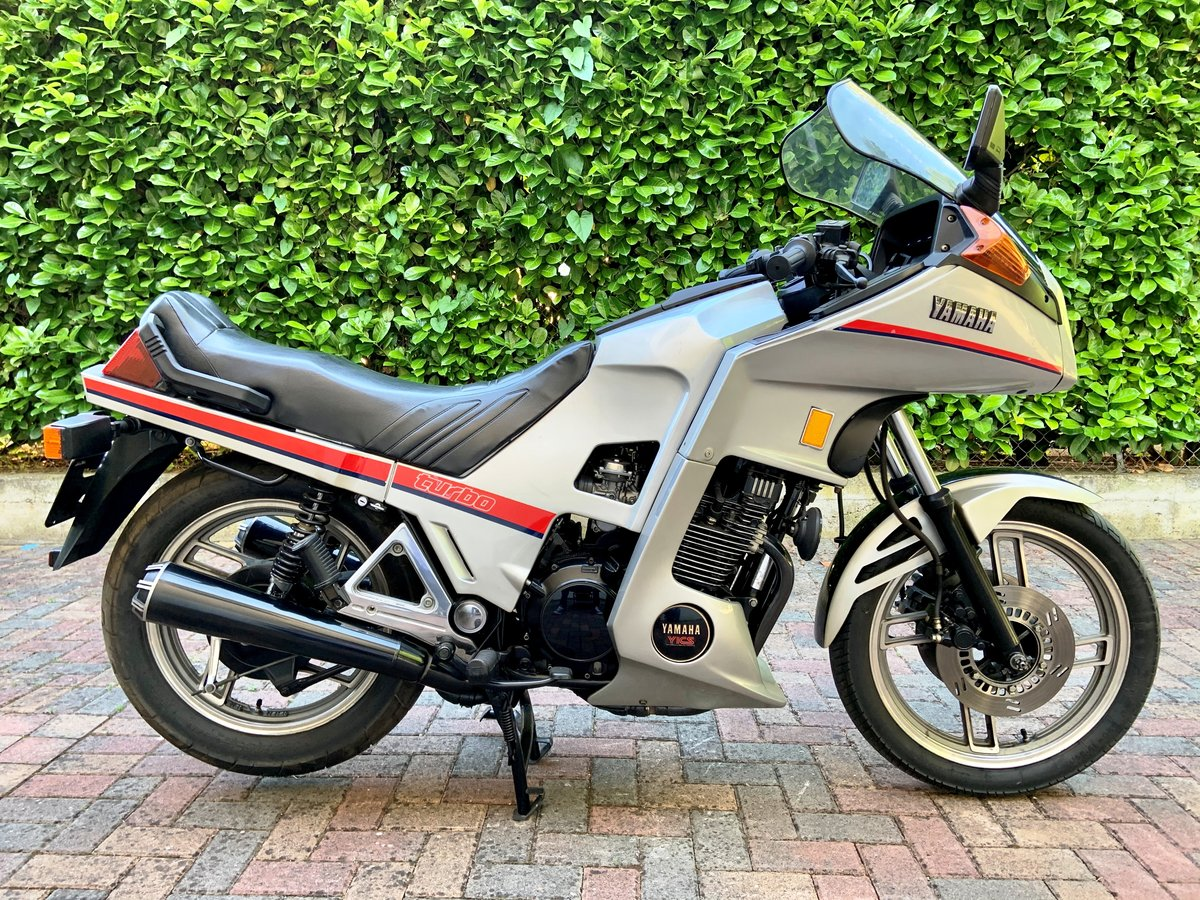 1982 Yamaha Turbo XJ650 mkI For Sale (picture 2 of 6)