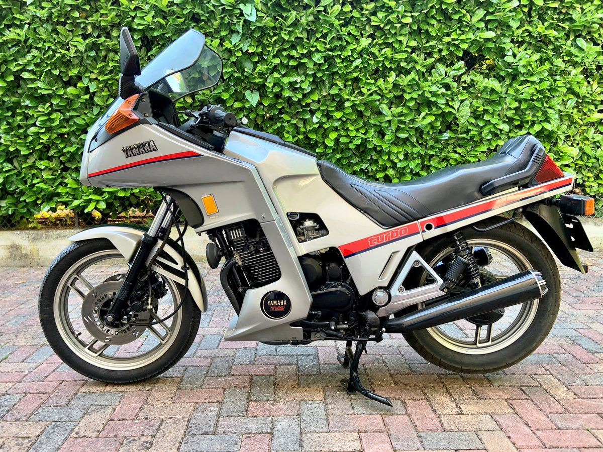 1982 Yamaha Turbo XJ650 mkI For Sale (picture 3 of 6)