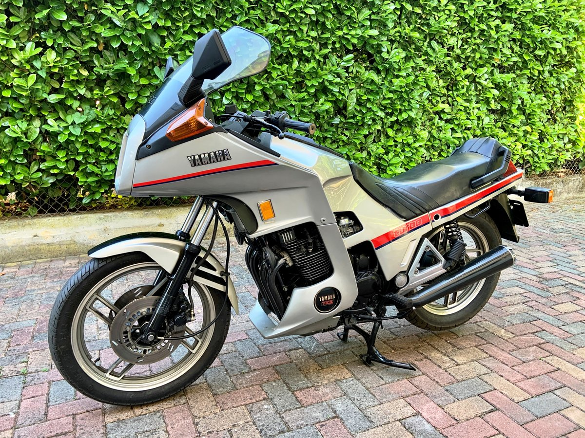1982 Yamaha Turbo XJ650 mkI For Sale (picture 4 of 6)