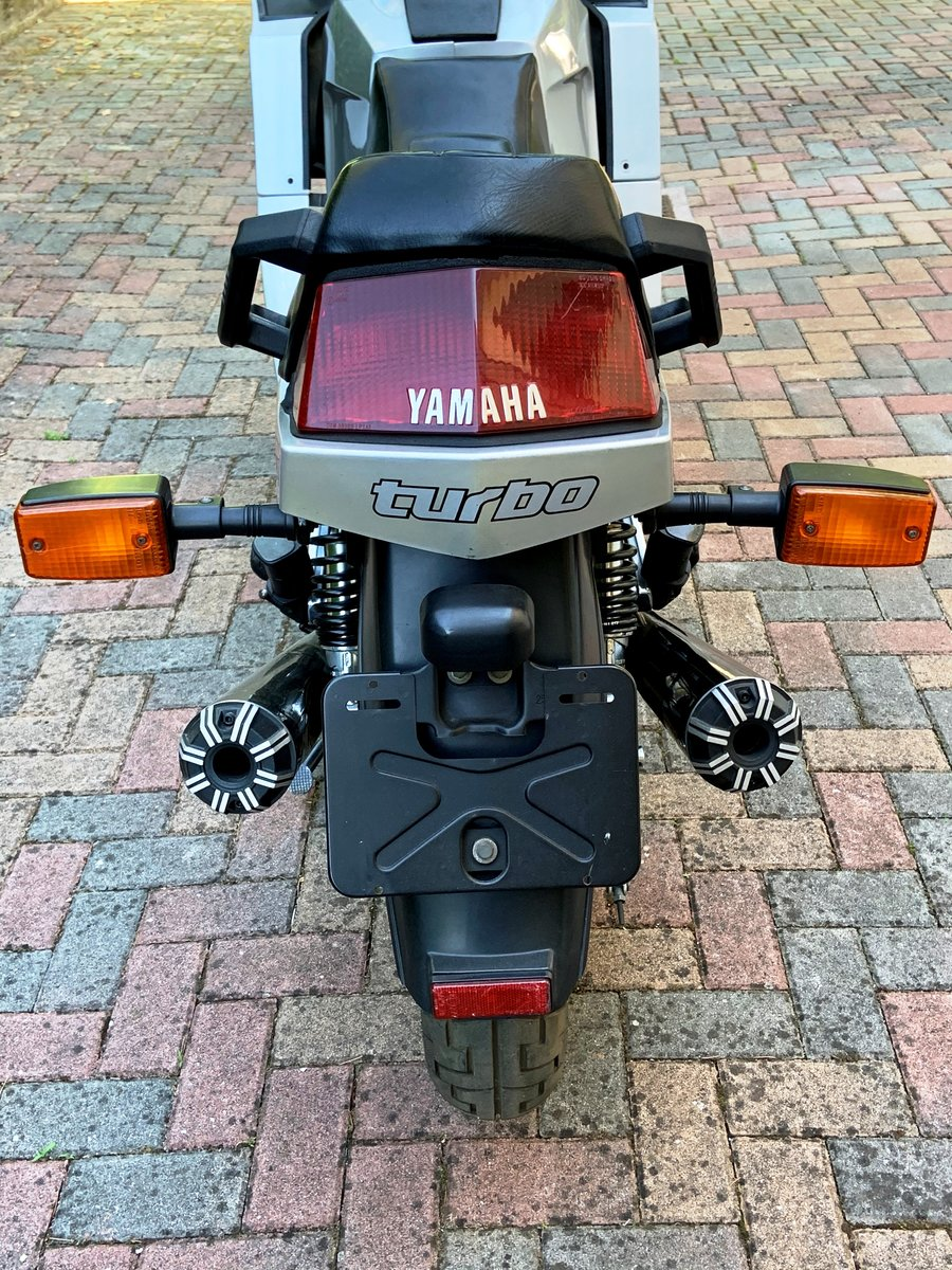 1982 Yamaha Turbo XJ650 mkI For Sale (picture 6 of 6)